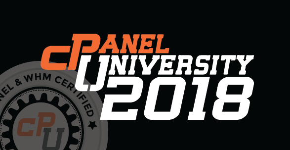 Get cPanel Certified @ cPanel University
